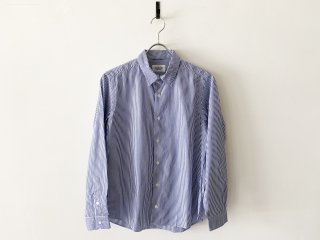 striped shirt / BLUE
