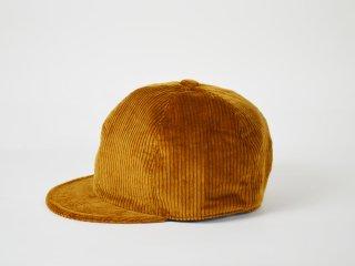 corduroy bb cap / CAMEL