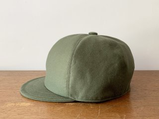 military bb cap / OLIVE