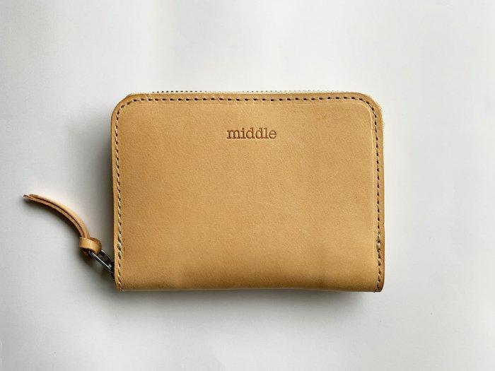 zip medium wallet / TAN