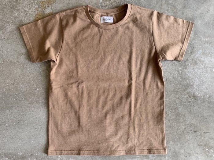 standard t-shirt / CAMEL
