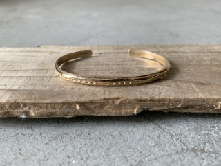 Navajo 12KGF BANGLE W4 / A