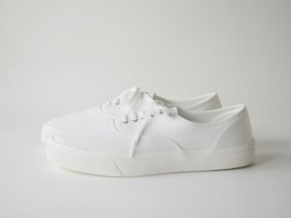 ASAHI DECK SHOES / WHITE