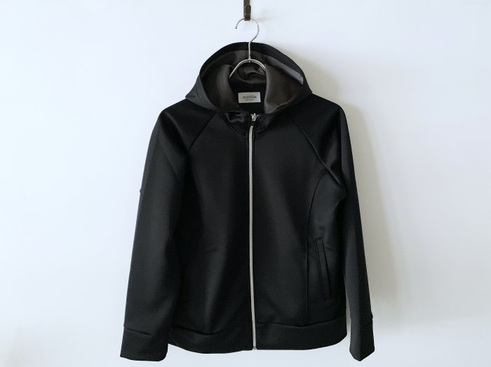 track jacket / BLACK