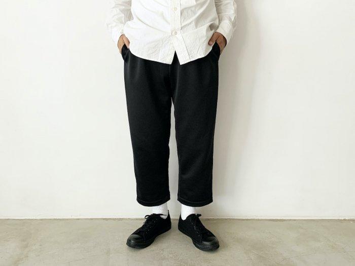 track pants / BLACK