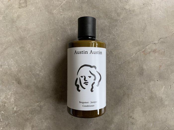 Austin Austin bergamot&juniper conditioner