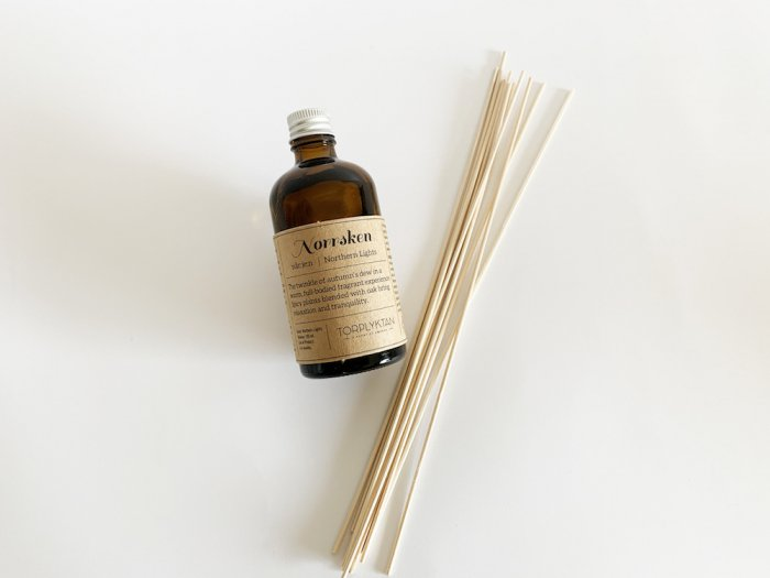 Torplyktan reed diffuser / Northern Lights(ノーザンライツ)