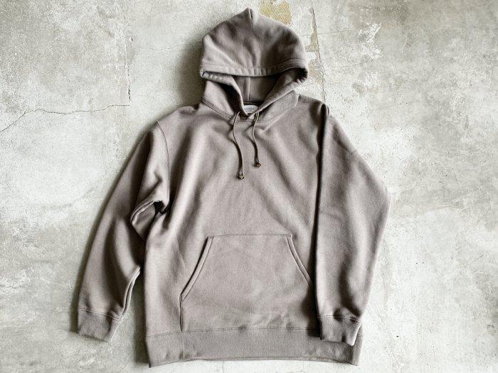sweat hoodie / GREY