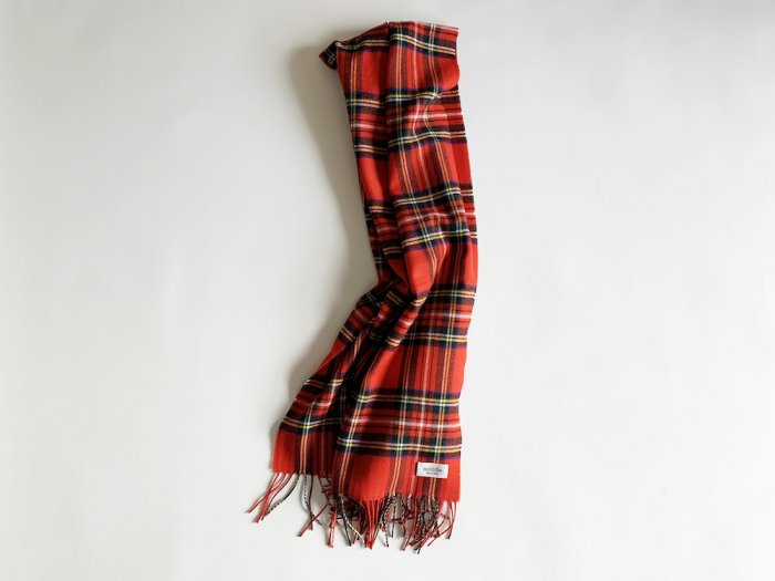 <img class='new_mark_img1' src='https://img.shop-pro.jp/img/new/icons8.gif' style='border:none;display:inline;margin:0px;padding:0px;width:auto;' />wool check shawl /  RED