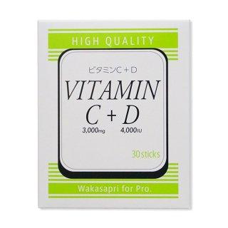 VITAMIN C+D