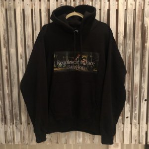 Training day hoodie(Black)