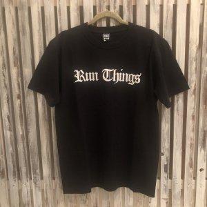 BLAX  Run Things Tshirts(Black)
