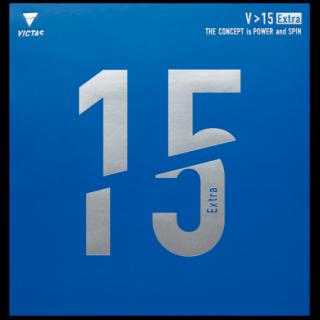 【VICTAS】V>15 エクストラ (V>15 Extra)