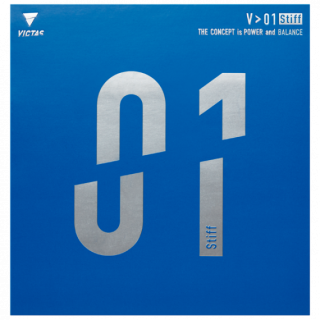 【VICTAS】V>01 スティフ (V>01 Stiff)