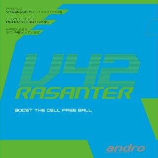 【andro】ラザンター V42 (RASANTER V42)