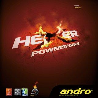 【andro】ヘキサー パワースポンジ(HEXER POWERSPONGE)