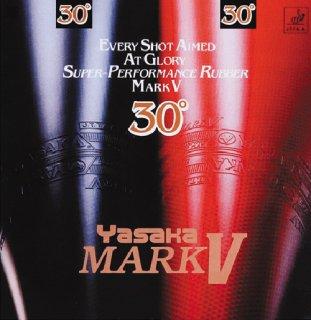 【Yasaka】マークV 30° (MARK FIVE 30°)