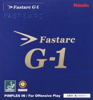 ☆30%OFF☆【Nittaku】ファスターク G-1 (FASTARC G-1)