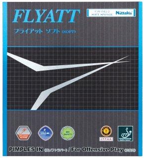 【Nittaku】フライアット ソフト (FLYATT SOFT)