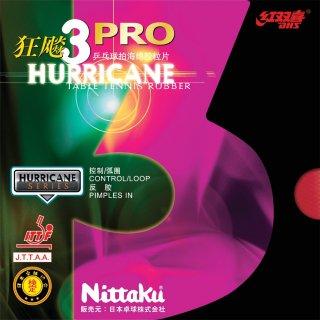 【Nittaku】キョウヒョウ プロ3(HURRICANE PRO �)