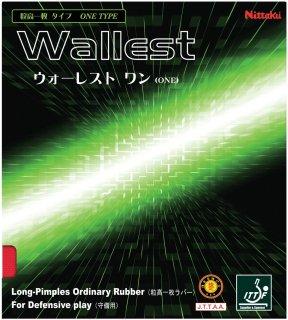 【Nittaku】ウォーレスト ワン (WALLEST ONE)