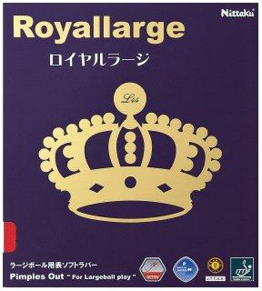 【Nittaku】ロイヤルラージ (ROYAL LARGE)