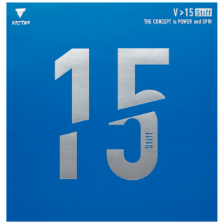 【VICTAS】V>15 スティフ (V>15 Stiff)
