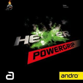 【andro】ヘキサー パワーグリップ (HEXER POWERGRIP)