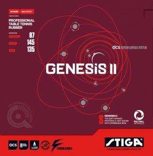 【STIGA】ジェネシス II スピン S (GENESIS II SPIN S)