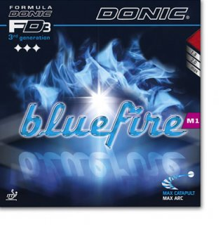 【DONIC】ブルーファイア M1 (BLUE FIRE M1)