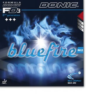 【DONIC】ブルーファイア M2 (BLUE FIRE M2)