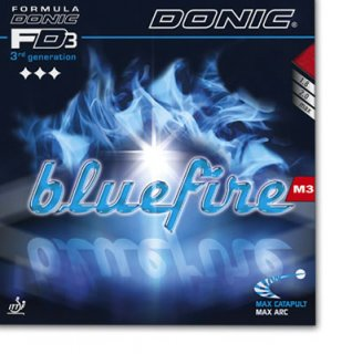 【DONIC】ブルーファイア M3 (BLUE FIRE M3)