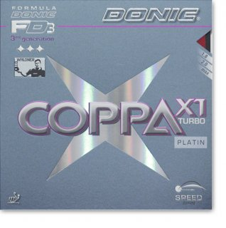 【DONIC】コッパ X1 ターボ (COPPA X1 TURBO)