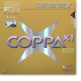 【DONIC】コッパ  X1 (COPPA X1)