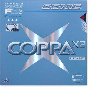 【DONIC】コッパ X2 (COPPA X2)
