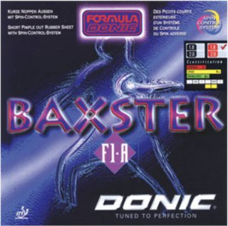 【DONIC】バックスター F1-A (Baxster F1-A)