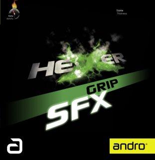 【andro】ヘキサー グリップ SFX (HEXER GRIP SFX)