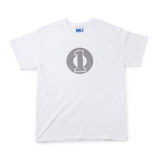 1円 TEE【WHITE】