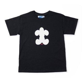 小人 TEE【BLACK】
