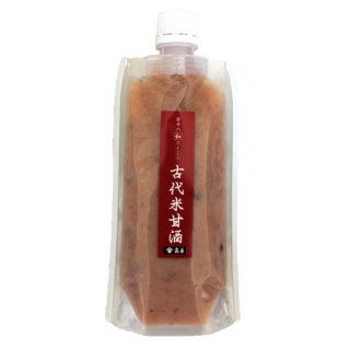 古代米甘酒