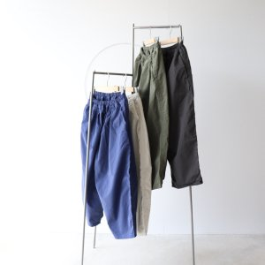 <img class='new_mark_img1' src='https://img.shop-pro.jp/img/new/icons13.gif' style='border:none;display:inline;margin:0px;padding:0px;width:auto;' />ordinary fits / BALL PANTS(3color)