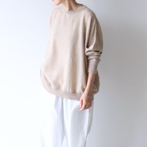 <img class='new_mark_img1' src='https://img.shop-pro.jp/img/new/icons13.gif' style='border:none;display:inline;margin:0px;padding:0px;width:auto;' />ordinary fits / WOOL BARBER KNIT garment wash(4color)