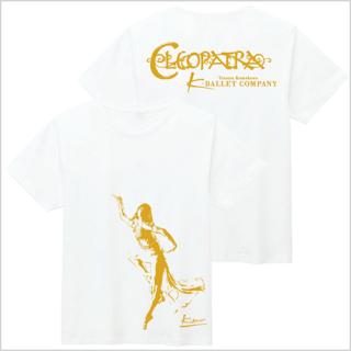 『クレオパトラ』レディースTシャツ
