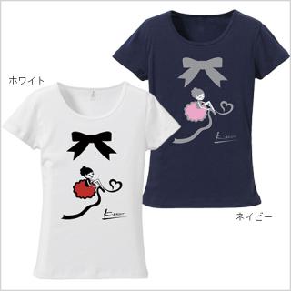 「キトちゃん」Tシャツ