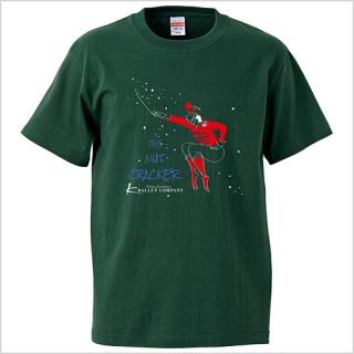 『くるみ割り人形』レディースTシャツ