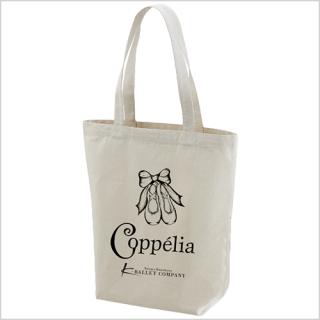 『コッペリア』トートバッグ