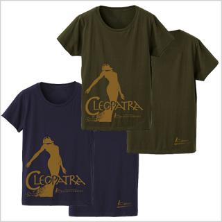 2018『クレオパトラ』レディースTシャツ