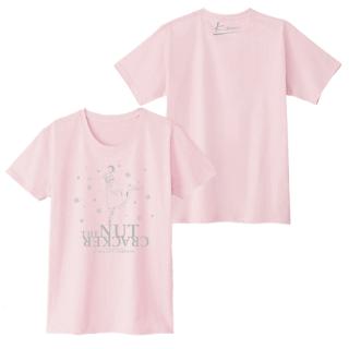 『くるみ割り人形』クララTシャツ