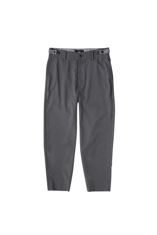 ABSORBENCY NATURAL STRETCH TAPERED PANTS