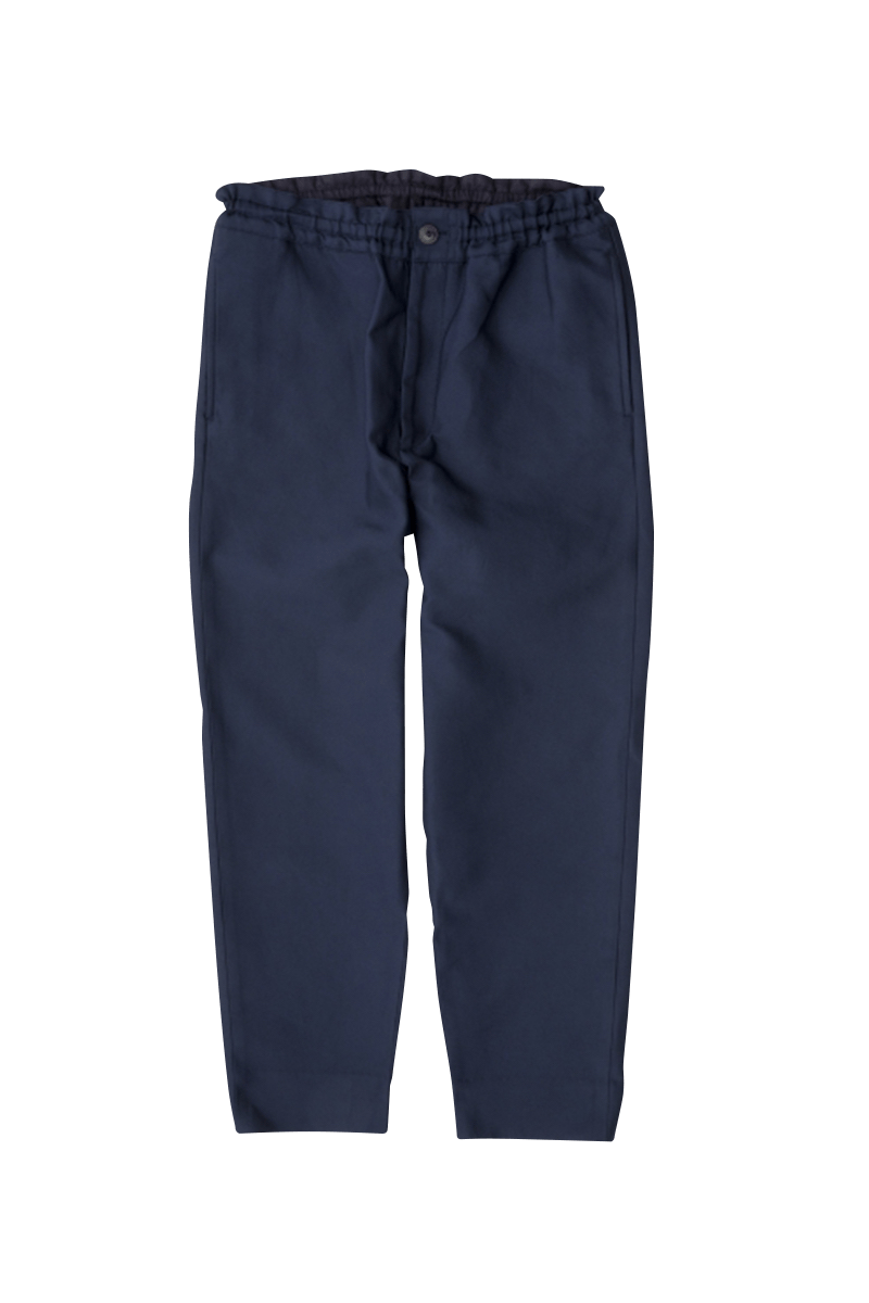 MEMORY DOUBLE CLOTH EASY PANTS